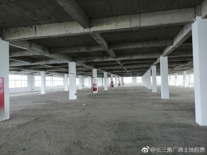 G2160 湖州南浔上海一小时车程 上海一百公里范围  三层的3300平方米厂房出租