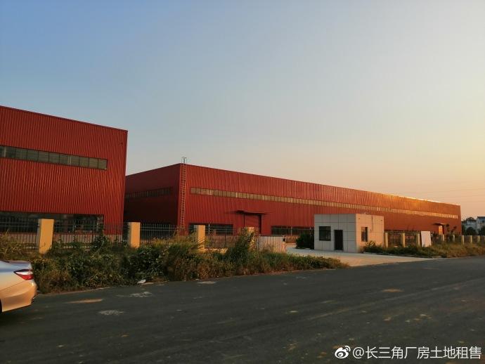 G2166 南京高淳200亩物流用地出售招商 要求投资强度达到350万/亩 税收20万/亩/年 地价16万/亩