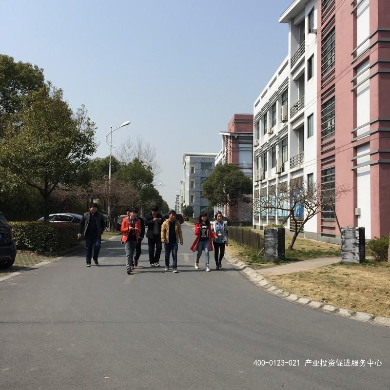 G2167松江厂房出售 松江区车墩镇三浜路上海国际中小企业城内 1721平4层厂房出售