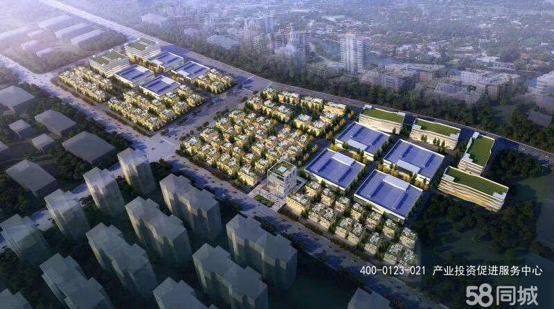 G2168 河南郑州 正规产业园 独栋花园式办公楼厂房出售