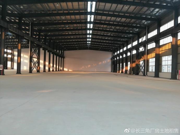 G2177南京高淳 政府自建标准厂房出租 单层火车头式 多层高标准厂房出租 大小可分割 3000平起租