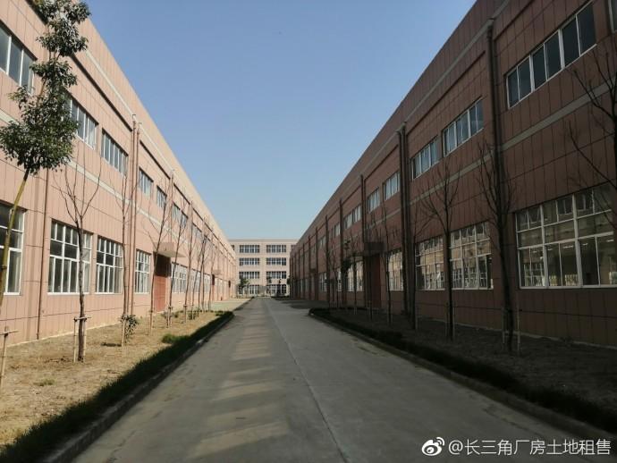 G2188 嘉兴南湖科技城9000平方米单层可装航车厂房出租 只限有税收生产企业