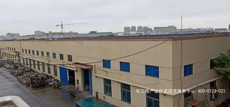 G2201 嘉兴市秀州区王江泾镇工业北区青荷路10亩 5000平单层可装行车厂房出租