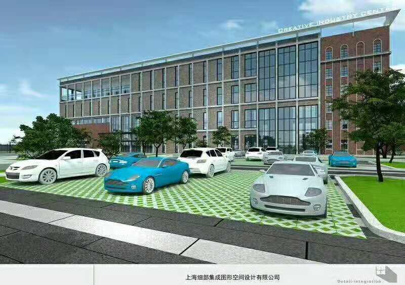 G2213松江歆翱中山科创中心茸阳路茸兴路 多层厂房办公楼出租可分割出租
