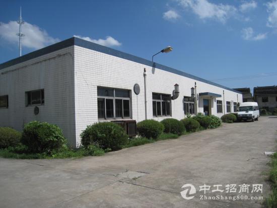 G2224 松江10亩独门独院厂房出租 单层2300平 大棚1700平