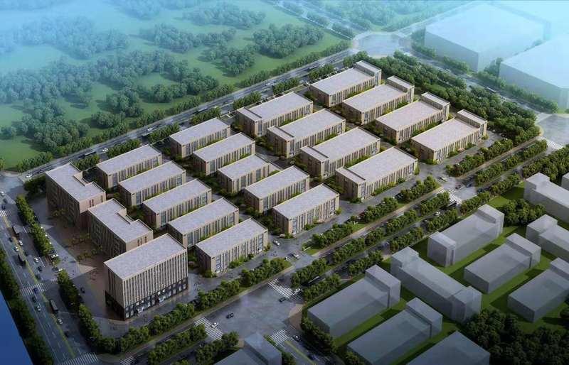 G2242 常熟市辛庄镇 新开发独栋标准厂房出售 三层2940平/栋、双层3868平/栋 4800元/平起
