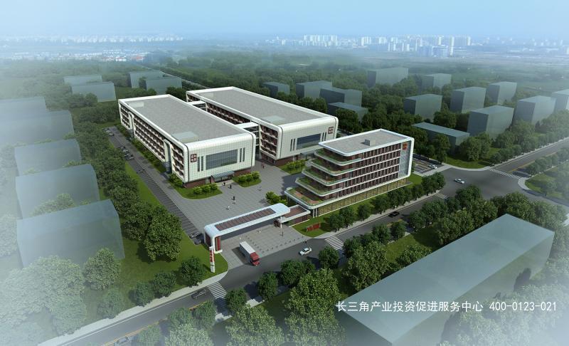 G2260 杭州市萧山区靖江工业园大江东  多层厂房仓库出租 5600平/层 可分割出租 可注册、可环评