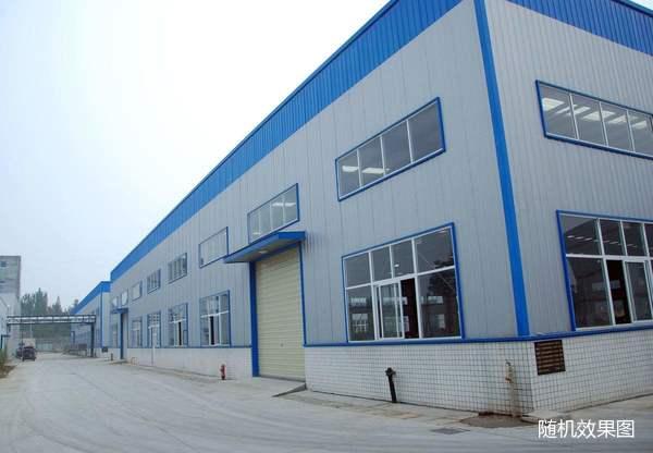 G2276 南京高淳工业园区内 11840平方米钢混单层厂房出租 10吨行车