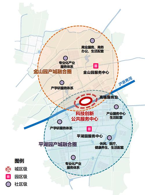 张江长三角科技城 嘉兴平湖新埭镇 一 手工业用地出售图片