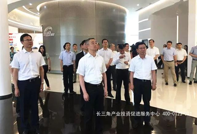 G2294 张江长三角科技城 嘉兴平湖新埭镇 一 手工业用地出售招商 外资、智能制造、医疗器械等优先供地 35万/亩