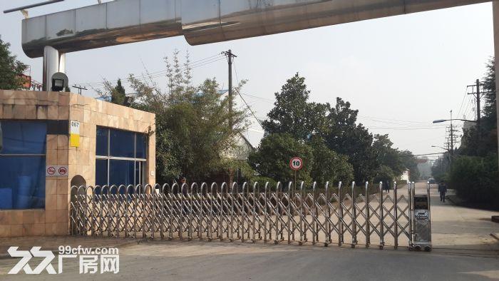 江夏武汉通用汽车基地附近23000平米成熟厂房出租