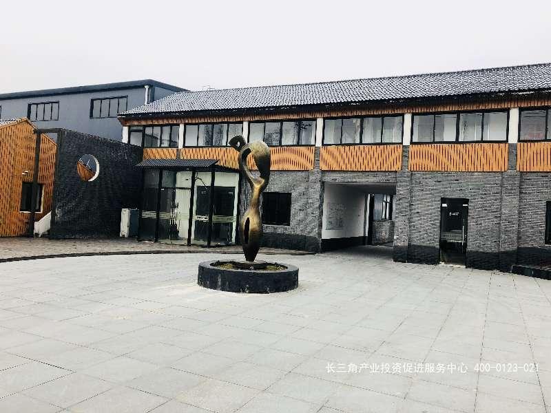 G2305奉贤庄行东街庄行电商物流厂房仓库出租  1156平方 单层厂房带精装办公楼