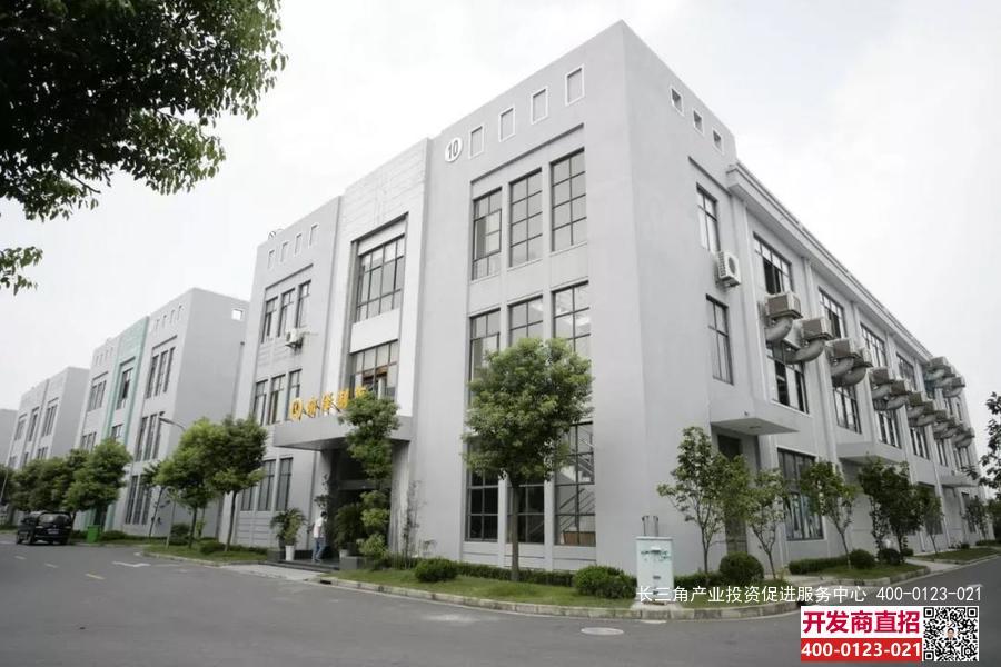 G2334 浦东康桥张江科学城中心位置 迪士尼门口独栋3层共4600平方米厂房办公楼出售