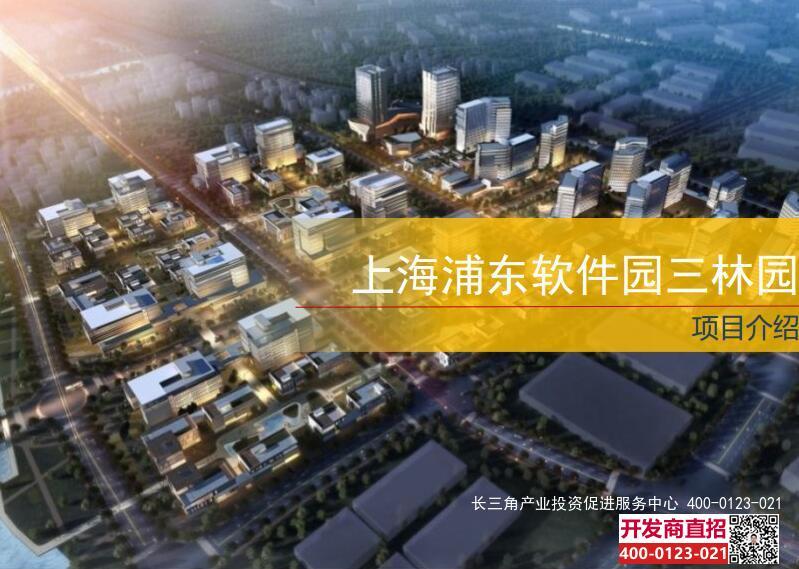 G2336 上海浦东软件园 三林分园 办公研发楼出租出售 独栋 或大平层 1200平或2100平起