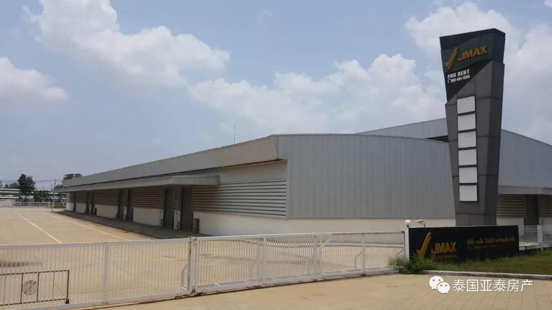 泰国Gateway工业区厂房出租 可以做塑料加工厂 重工业等