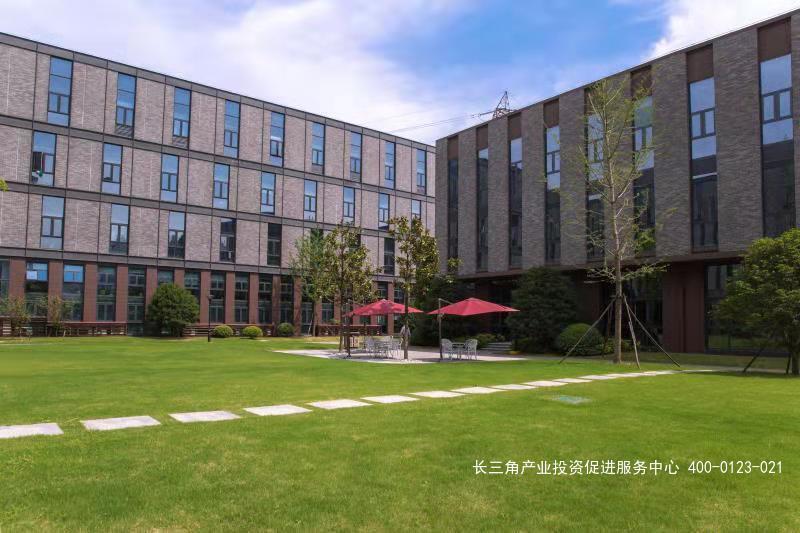 G2363无锡梁溪滨河新城无锡传感产业园 半导体产业园 独栋1789平方米 三层 每层597平方米 出租出售