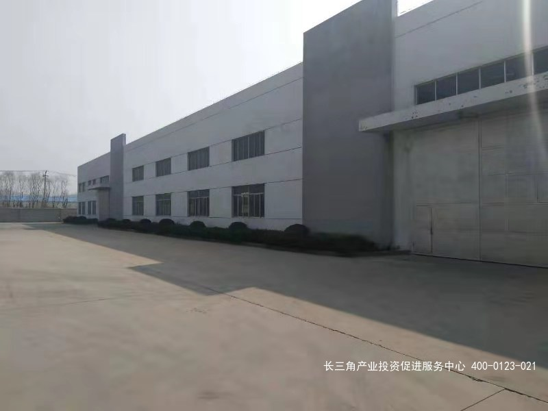 G2362山东 鲁南临沂市莒南县大店镇工业区37.5亩工业用地厂房7653平方米  大量空地可用