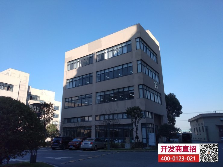 G2379【金领之都独栋出售】浦东新区新开发厂房研发办公楼出售 单价6600元起 1700平/栋起