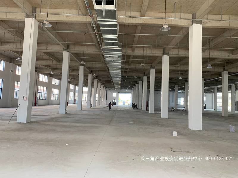 G2384南通如皋工业厂房出租 大环评家具生产 近高速 10500平方米 可分割出租