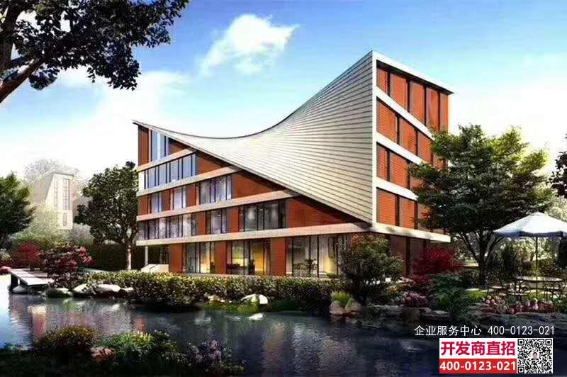 G2404 松江区泗砖南路 名企公馆大平层和独栋出售 面积239平~2200平 7800元/平起
