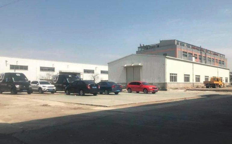 张江104板块 川沙600平纯单层厂房出租场地大机械加工