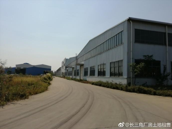 南京江宁科学城产业转移承接区 高淳 和县 博望 来安工业厂房出租 土地出售