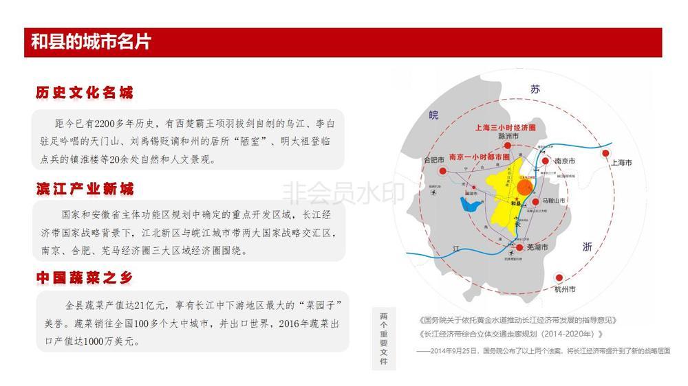G2479 南京城市圈-马鞍山-和县-可做食品生产 有污水排放指标 工业用地出售招商 20亩起