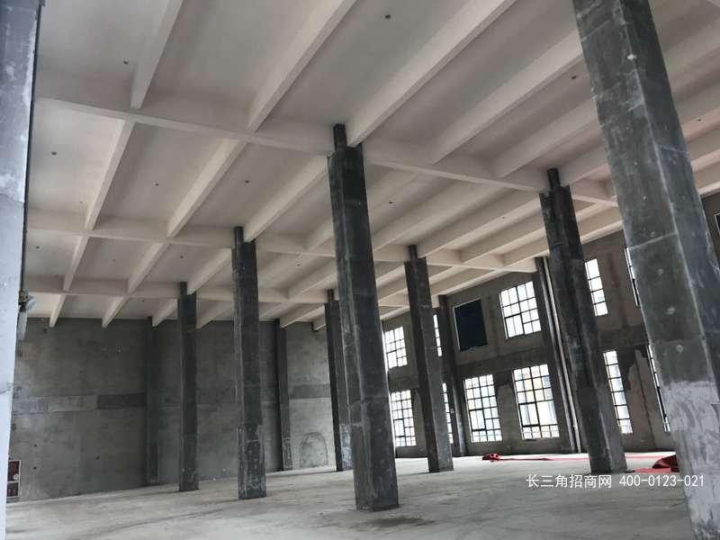 G2485 湖州南浔新建厂房出售 可分层出售 每层700平方左右 底层高9.5米 楼上高4.5米