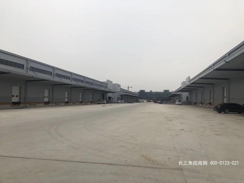 G2489 昆山巴城高标仓库出租 36000平方 双层坡道 丙二类 带平台