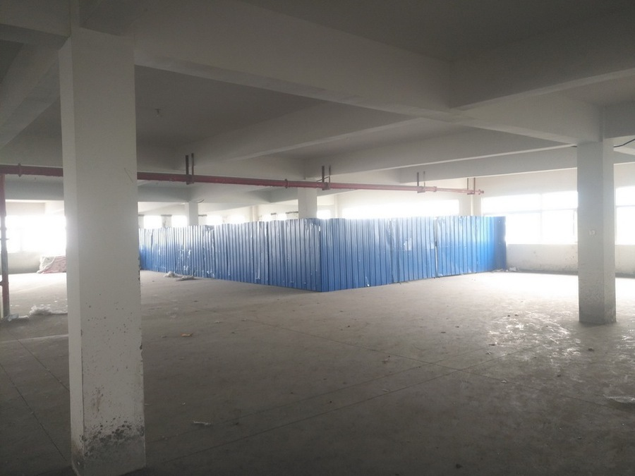 G2499 南京市高淳县经济开发区双高路 1.3万平米 独栋4层厂房出售 1830万元 超低价