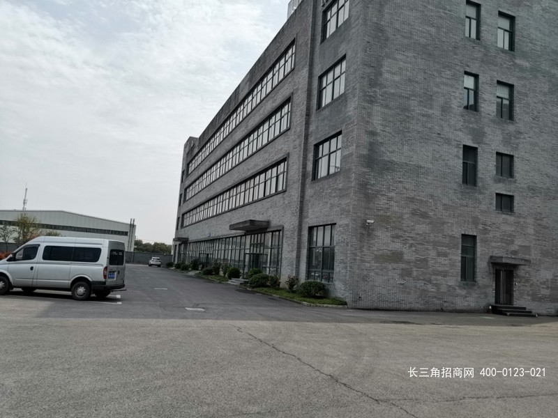 G2476 松江新桥镇 歆翱 卖新公路 104地块 食品 医药 化学实验室等 厂房办公研发楼出租 150平起租