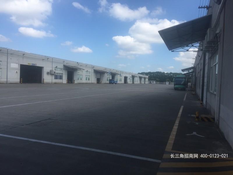 G2474松江 新桥 歆翱 申立路 3万平方米 单层厂房仓库出租  3000平起租