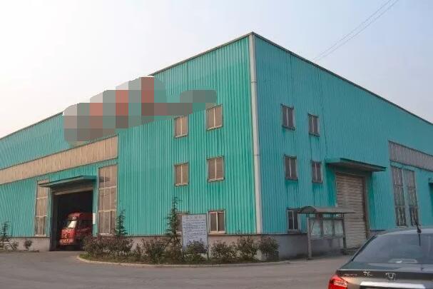 G2526 南京城市圈 马鞍山 和县乌江新区 独院二手厂房出售招商引资 100亩 单层厂房 原从事钢材加工