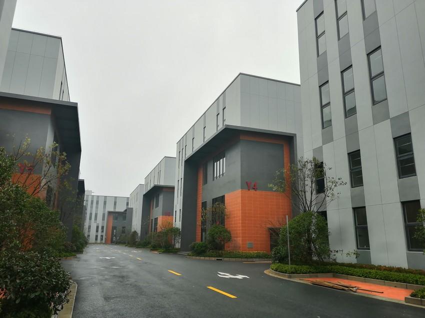 台积电旁花园式厂房出售  江北新区浦口桥林附近 首层9米 独立带院子 厂房出售