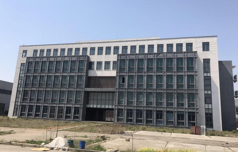 南京浦口桥林独门独院整体出租或转让 办公厂房宿舍齐全 2.4万平方米