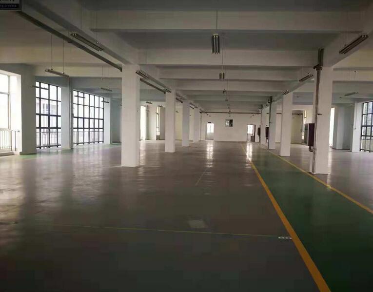 南京江北新区 浦口经济开发区 5000平厂房出租 双证齐全 多层厂房