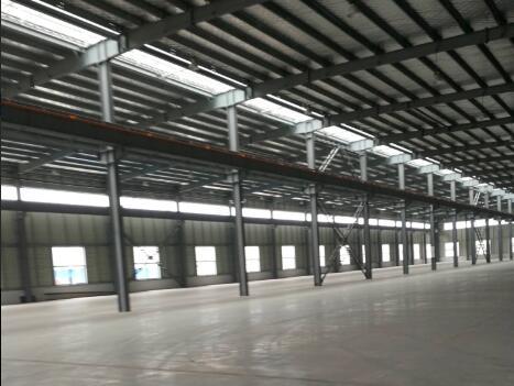 南京江北新区六合大厂 中山科技园3000平钢结构厂房出租