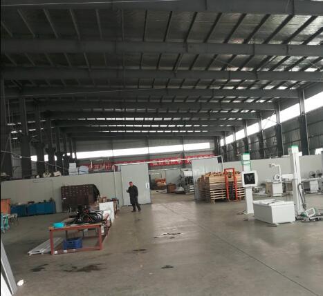 南京江北新区六合葛塘中山科技园钢结构厂房 带十吨行车 厂房出租  4100平