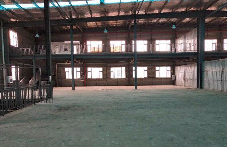 南京高淳经开区茅山路 2400平方米厂房出租 层高9米 带10吨行车