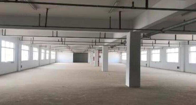 南京高淳经开区茅山路10740平方米 单层厂房出租 高12米 可装10t行车 出租出售