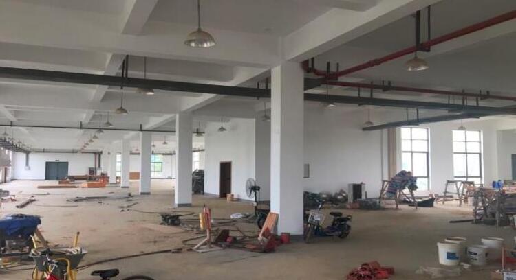 南京高淳经开区凤山路 4600平 标准厂房出租 层高4.5米