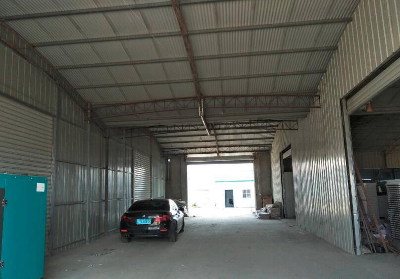 江宁禄口张桥附近出售单层钢结构厂房共4000平米