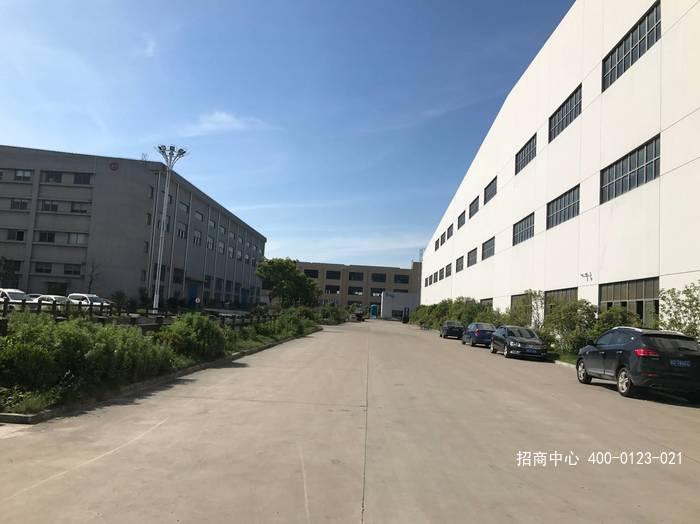 G2538 上海市奉贤区柘林镇科工路 104地块 10000平方米单层联合厂房出租 可分租