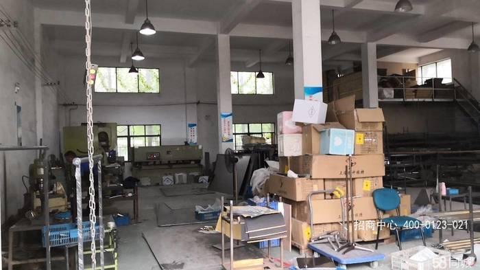 G2537 上海市奉贤区大叶公路  1000平方米双层厂房出租  涂料厂房出租