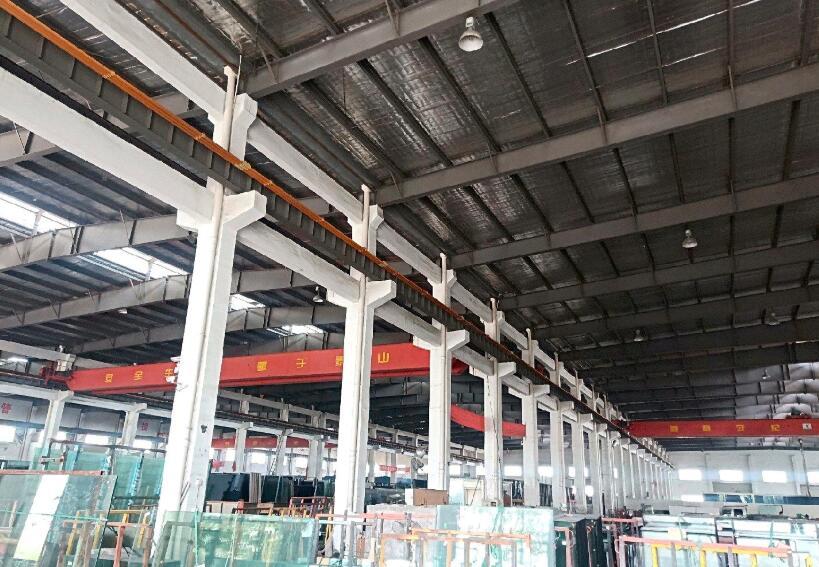 南京江宁将军大道 标准钢结构厂房带行车 仓库 5000平米出租