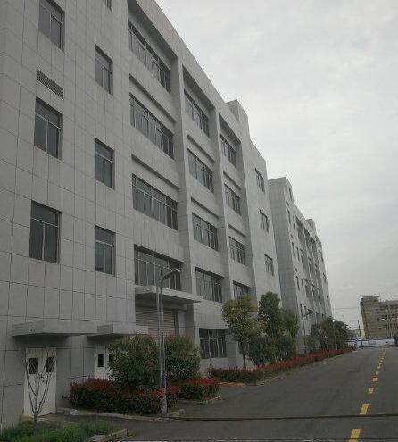 松江新城中创路104板块工业园标准独门独院厂房出租 8000平方米 可分割出租