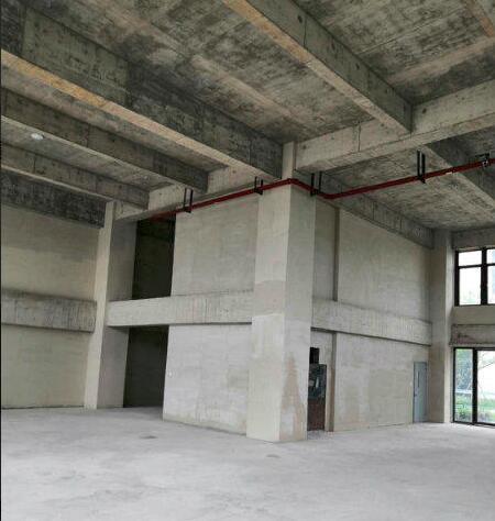 松江经济技术开发区西区内 G60产业综合体 | 104地块 | 7.2米超高层高 | 独栋双拼 1400平起出售 350平起出租