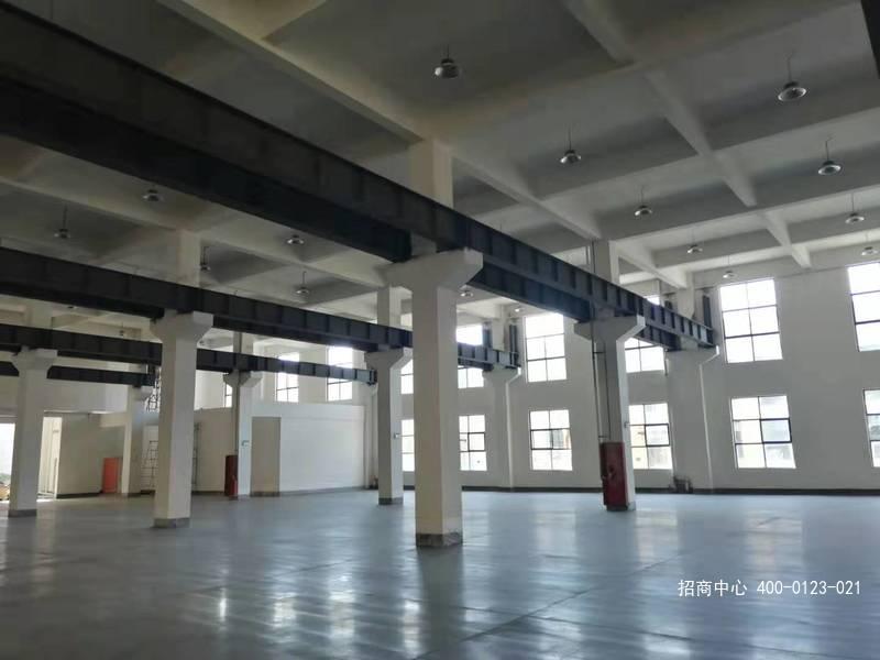 G2567 紧临南京浦口桥林工业区 马鞍山和县可装10吨行车 层高9米 1500平厂房出租