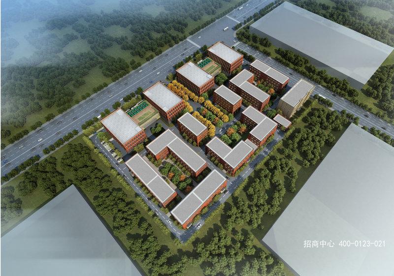 G2586 青浦 联东U谷青浦国际企业港(开发商直租) 500平起租 0.9元起