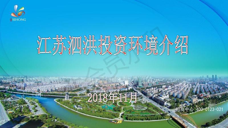 江苏苏北宿迁泗洪工业土地出售招商 工业用地招商引资 20亩起 7万/亩
